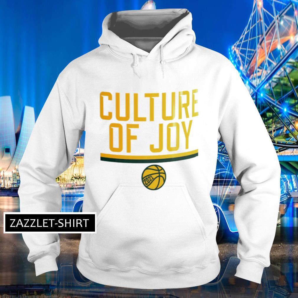 Culture of joy basketball Hoodie