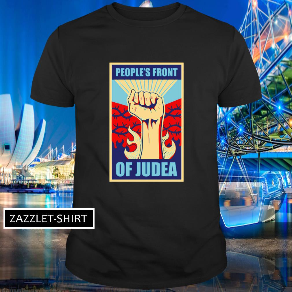 People's Front of Judea shirt