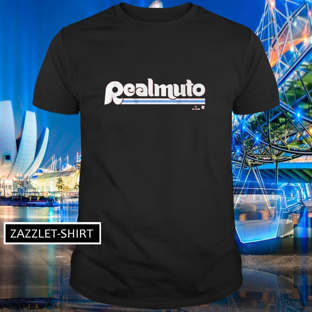 Philly Realmuto shirt baseball shirt