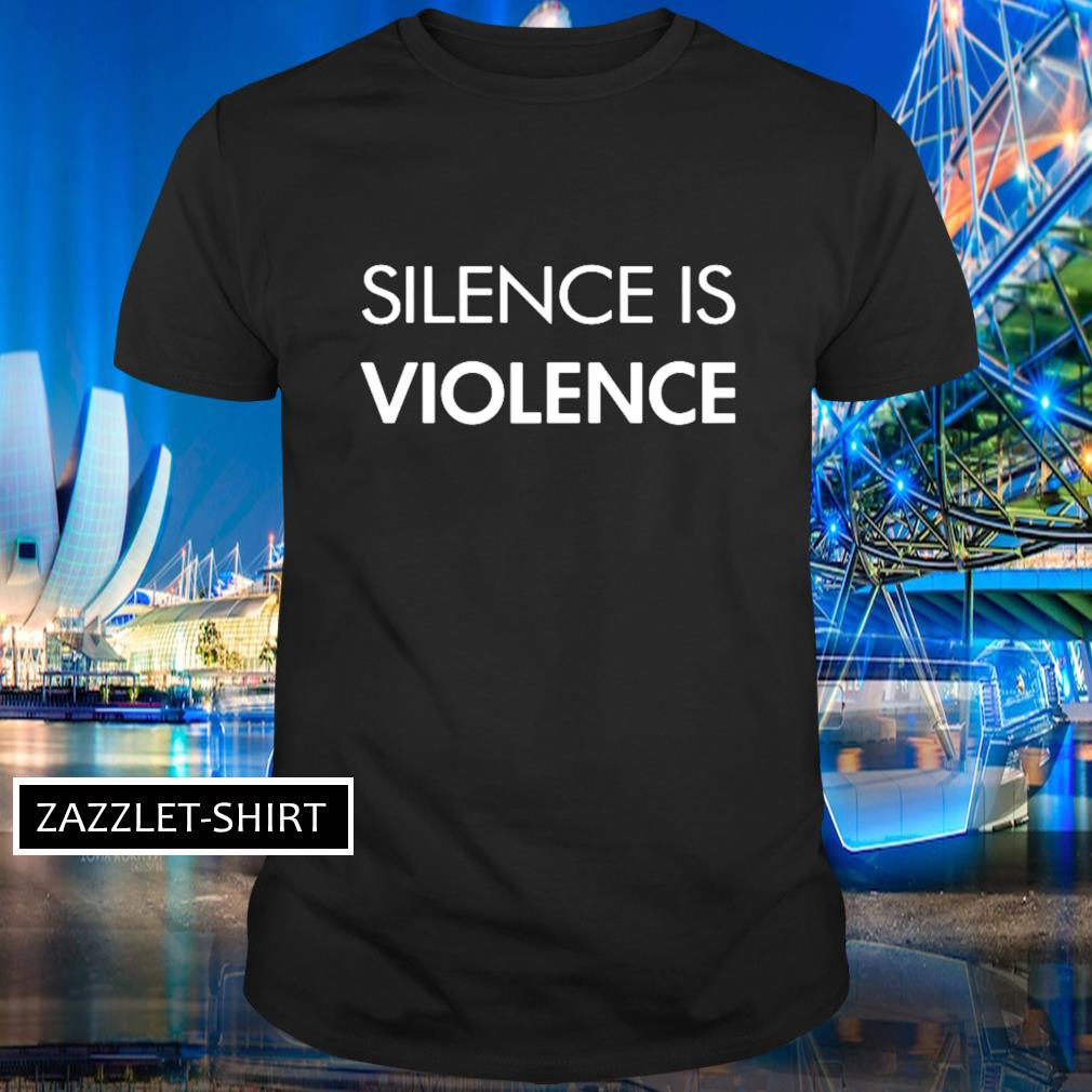 Enes Kanter silence is violence shirt