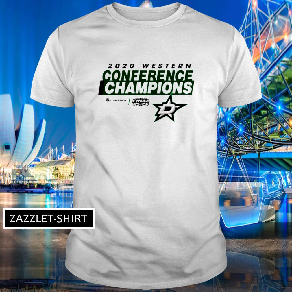 Dallas Stars 2020 Western Conference Finals shirt