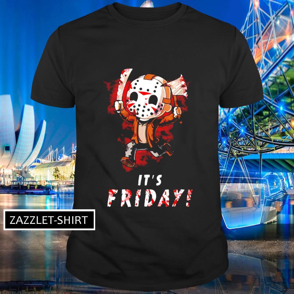 Jaskson Vooheers it's Friday shirt