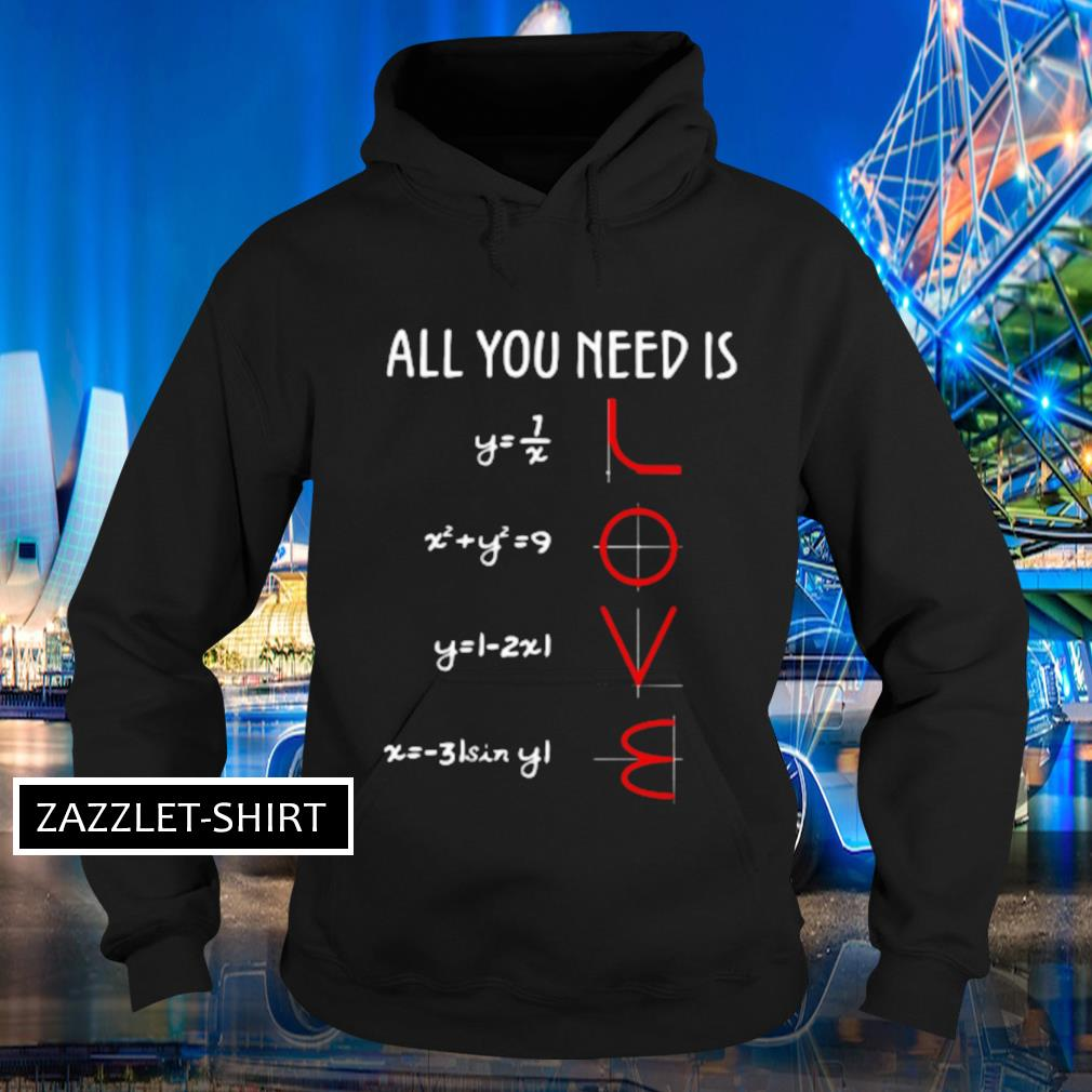 All you need is s Hoodie