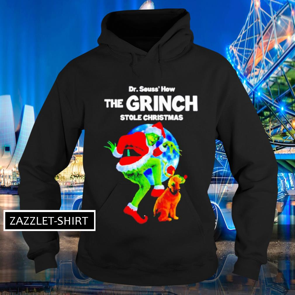 Dr Seuss' how The Grinch stole Christmas s Hoodie
