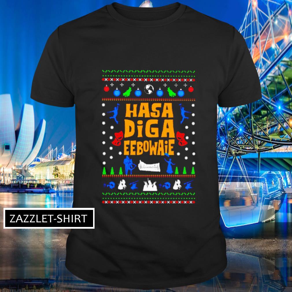 Hasa diga eebowaie ugly shirt