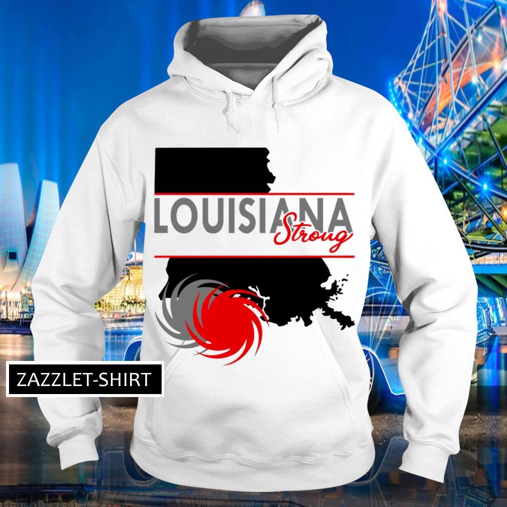 Louisiana strong s Hoodie