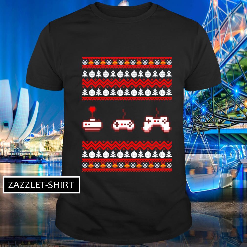 Video Game ugly Christmas shirt